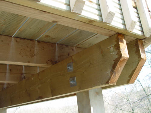 Deck Frame Building Decking Base Images And Ideas Diy